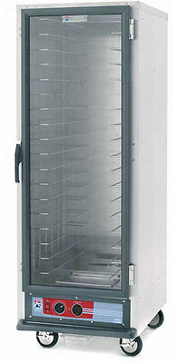 """Metro 57.75"""" H Mobile Proofing Cabinet Non-Insulated W/ Fixed Wire - C517-Pfc-4"""
