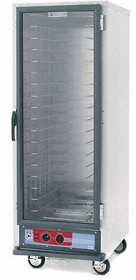 "Metro C517-PFC-4 57.75"" H Mobile Proofing Cabinet Non-Insulated w/ Fixed Wire"