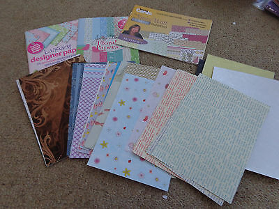 Craft paper and card for cardmaking
