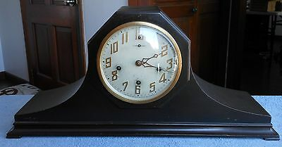 Antique New Haven Lincoln Mantle Clock