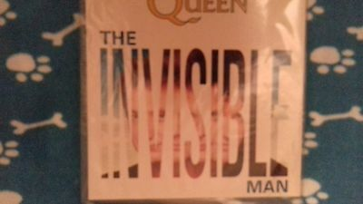 Queen. 7inch single The Invisible Man