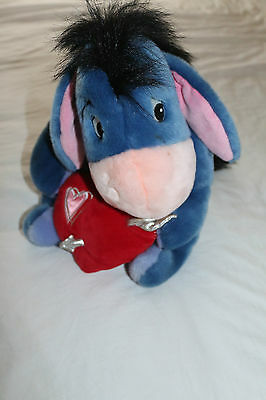 Disney Store Eeyore Soft Toy (Winnie the Pooh and Friends)