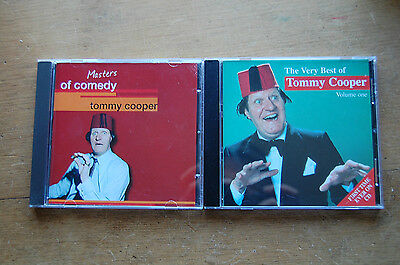 Tommy Cooper comedy collection CDs