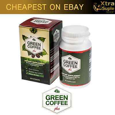 Green Coffee Plus Green Coffee Bean Diet Extract Slimming Pills Weight Loss