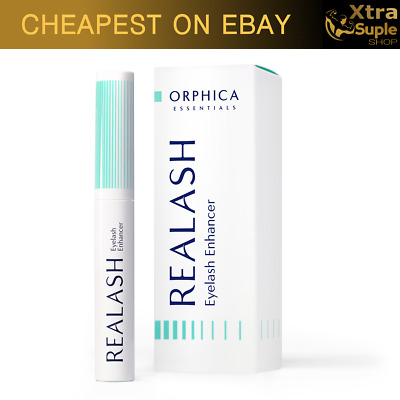 REALASH EYELASH ENHANCER CONDITIONER Serum EYE LASH RAPID GROWTH LIQUID
