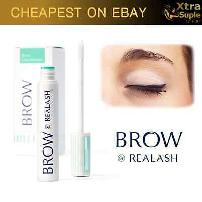 BROW by REALASH ENHANCER CONDITIONER FOR EYEBROWS GROWTH LIQUID 4 ml