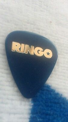 Ringo - Rare Guitar Pick