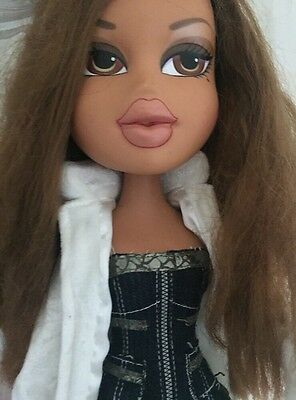 "Large Bratz Yasmin 2003 Limited Edition Collector Doll 21""Tall With Shoes"