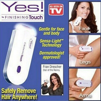 Instant Pain Free Hair Remover Laser Hair Safely Face Body Health Beauty Tools
