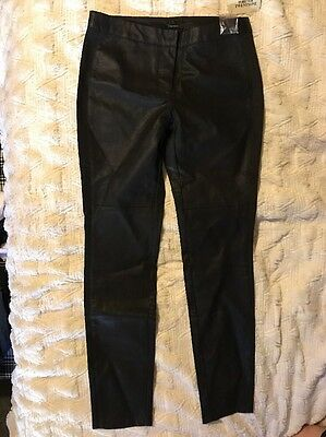 Forever 21 faux leather pants Small