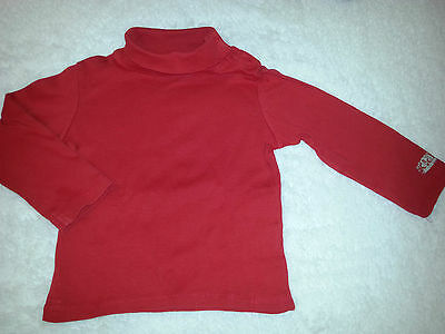 Sous Pull Garcon  *4 Ans* - Rouge
