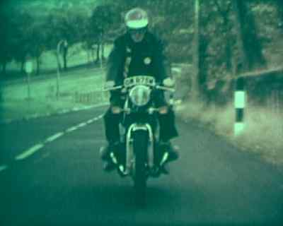 16mm Film STEP SAFETY MOPED SCHOOL TRAINING UK COLOUR 1975 SOUND MOBYLETTE BRAND