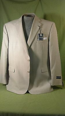 Men's Stafford Brand Sport Coat SIZE 50 REGULAR ..New With Tags...NICE