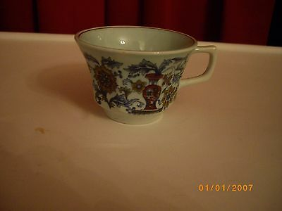ADAMS  Ironstone Micratex England Wedgwood Group Green Tea Cup