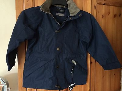 Puffa Jacket Children's Waterproof