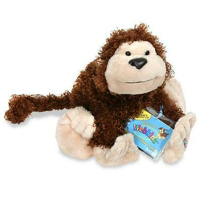 Webkinz Cheeky Monkey new with code