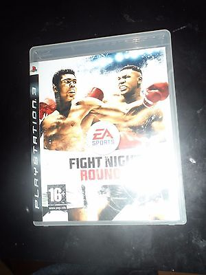 Fight Night: Round 4 (Sony PlayStation 3, 2009) - European Version