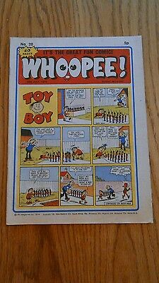 Whoopee Comic Issue No.20. From 20-7-1974.
