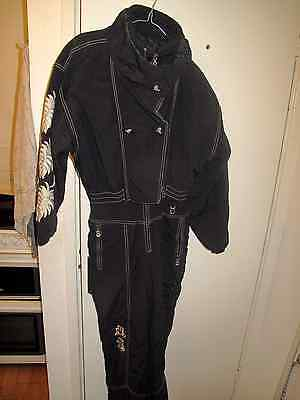 Bogner ski/snowboard suit ladies US 10 UK12