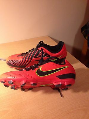Nike T 90 Junior Football Boots Size 4