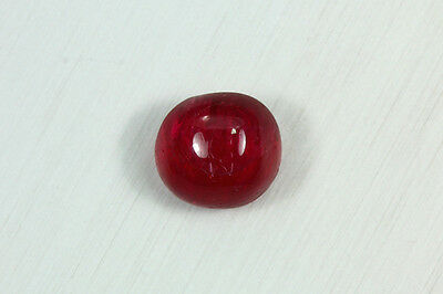 3.220 Ct Nr' Hot Rich Sparkling Top Blood Red Bur-Mese Unheated Rare Spinel~!!!