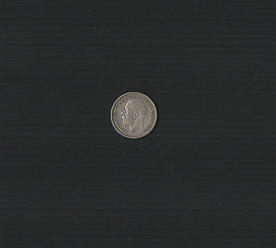 1935 King George V .500 Silver English One Shilling Coin