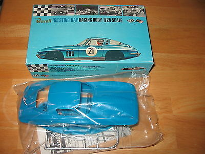Revell  65 Sting Ray 1/24th body kit in box