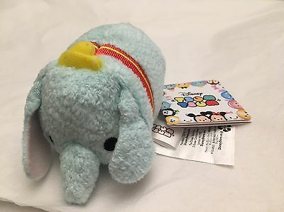 Authentic US Disney Store ORIGINAL RELEASE Dumbo Mini Tsum Tsum NWT! RETIRED!