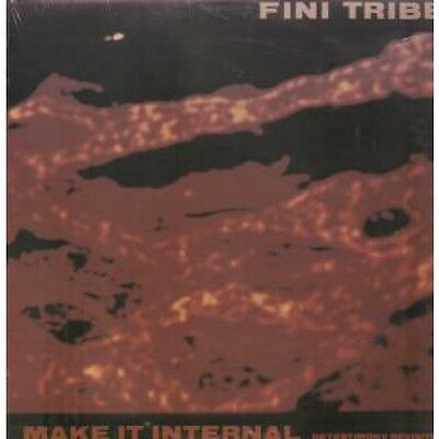 "FINI TRIBE Make It Internal 12"" VINYL US Wax Trax 3 Track Integrity Mix, Little"