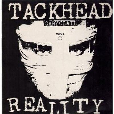 "TACKHEAD/GARY CLAIL Reality 12"" VINYL French On U Sound 2 Track B/W Life"