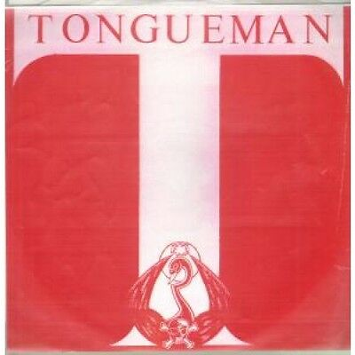 "TONGUEMAN S/T 12"" VINYL UK Drunken Swan 3 Track In Plain Sleeve With 2 Inserts."