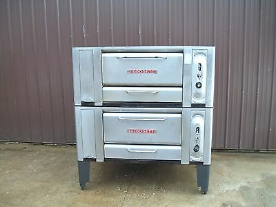 Blodgett 999 Nat Gas Deck Pizza Oven With Brand New Stones