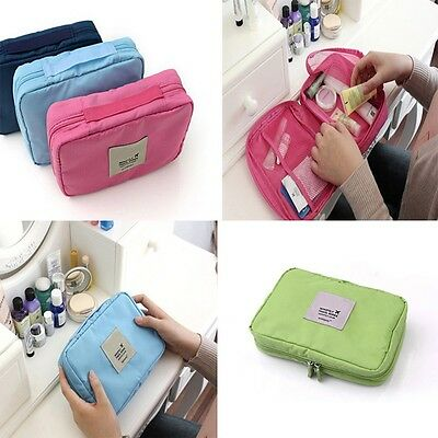Toiletry Cube Hot Clothes Underwear Storage Bag Organizer Packing Travel