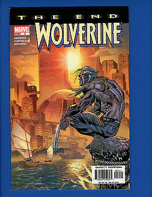 Wolverine: The End #2 (Mar 2004, Marvel) VF-/NM-????