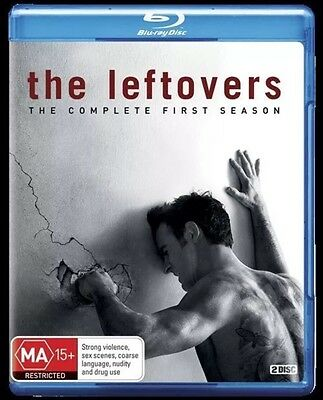 The Leftovers Season 1 Blu Ray FREE FAST POST-NEW & SEALED :)