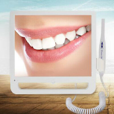 17 Inch LED Screen Monitor Dental Intra Oral Camera System