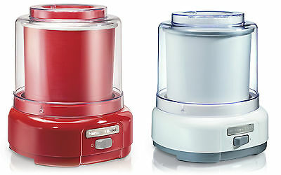 Hamilton Beach 1.5-Quart Ice Cream Maker, 2 Colors