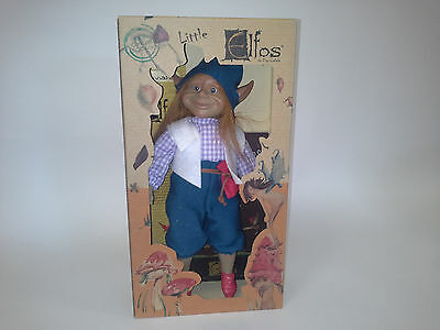 Little Elfos, Elf Willy, 28 Cm. Collection Item. 41048. New