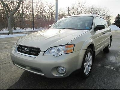 2006 Subaru Outback  2006 Subaru Outback Wagon AWD Low Miles Loaded Sharp Color Clean Free Shipping