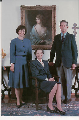 Photo King Michael I , Queen Anne of Romania & Family