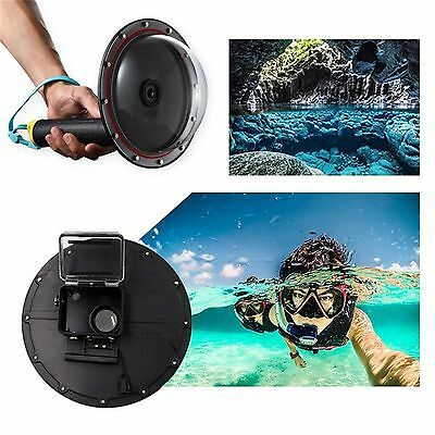 "6"" Underwater Photography Floaty Handheld Dome Port Cover for Gopro Hero 4/3+/3"