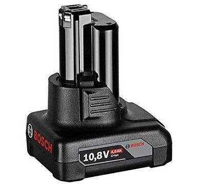Bosch 10.8 V Professional 4.0 Ah Lithium Ion Cordless Battery
