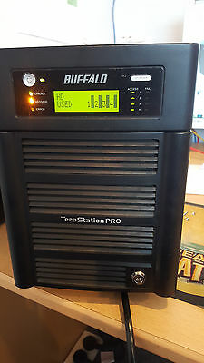 Buffalo TeraStation Pro TS-HTGL/R5 1TB NAS Network Attached Storage