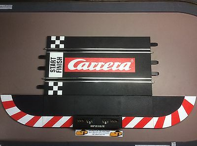 Used 1:24 Carrera 20515 Evolution / Exclusiv Power Connection Track Set. VGC