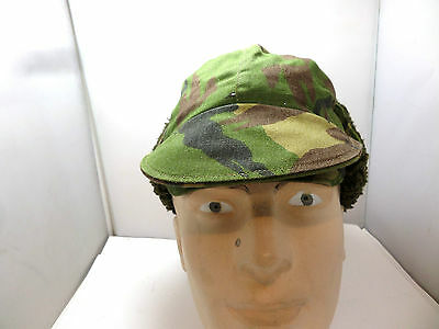 Dutch Army Cold Weather Cap Hat  Size 58Cm