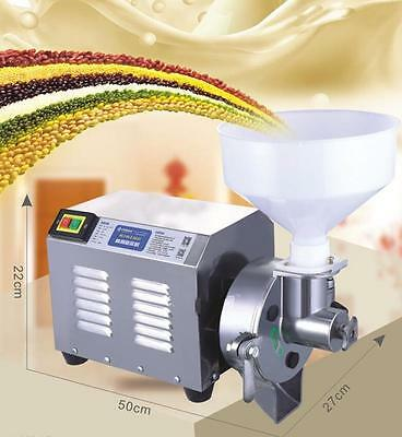 2.2KW Grinder for Soymilk Machine Rice Pulp Refiner Grinding Machine a