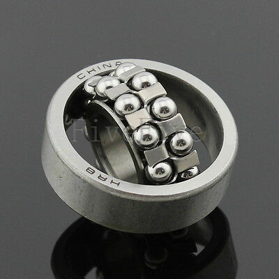 Self Aligning Double Row Bearing C3 1018-1302 Hole Dia 7-25mm Ball Bearing