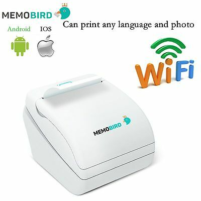 Printer Thermal Wifi Receipt Pos 80mm Wireless Cutter Auto Label Wi Fi Bluetooth