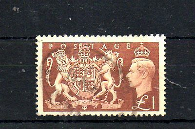 Stamp From Great Britain 1951.