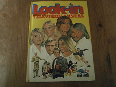 Look-In TV Annual 1978